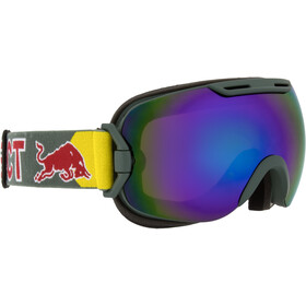 Red Bull SPECT Slope Lunettes de protection, olive green/green snow